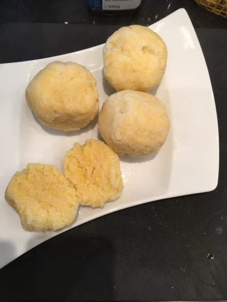 Kartoffelknödel fertig
