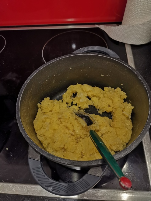 Kartoffelstampf