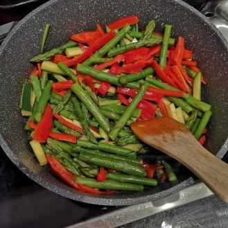 Gemüselasagne 5