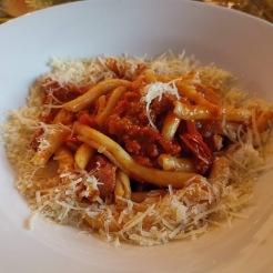 Salsiccia mit Strozzapretti 3
