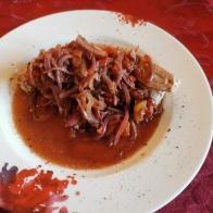 Thunfisch mit Rotweinzwiebel 3