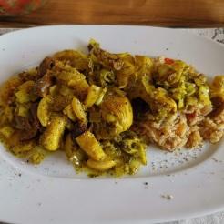 Marokkanisches Hühnchen 3