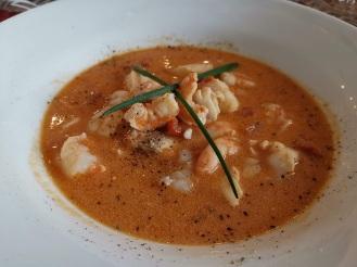 Curryfischsuppe 3