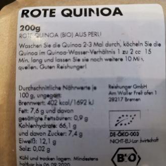 Quinoasalat 1