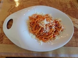 Spaghetti Nduja 3