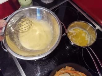 Lammlachs mit Sauce Hollandaise 5