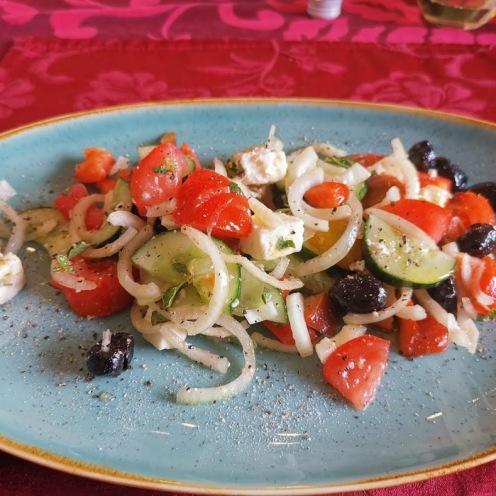 Griechischer Salat 1