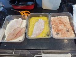 Huhn nach Kiewer Art 5