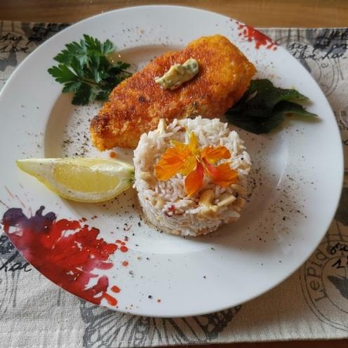 Huhn nach Kiewer Art 9
