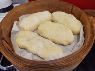 Kartoffelrolle mit Pilzen 6