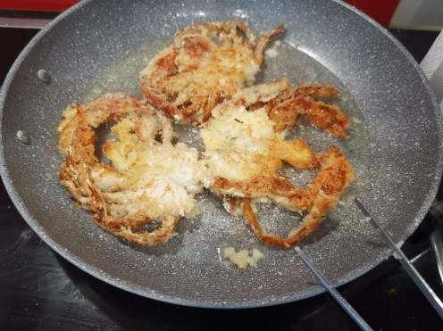 Soft shell crabs 10
