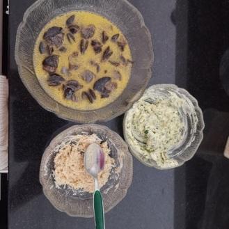 Schnecken mit Parmesansenfhaube 5
