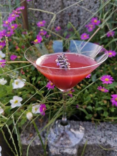 Melonen Gincocktail