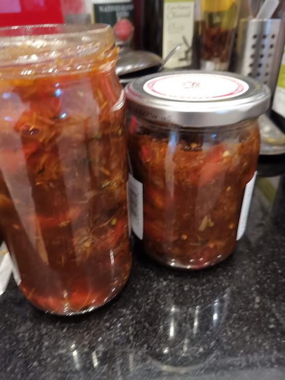 Tomatenchutney 4