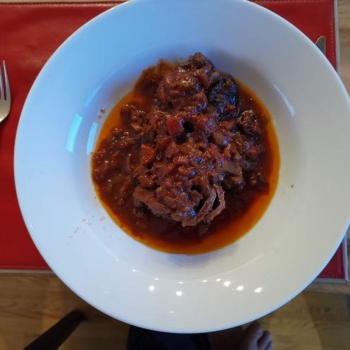 Ochsenschwanz in Rotweinsauce 2