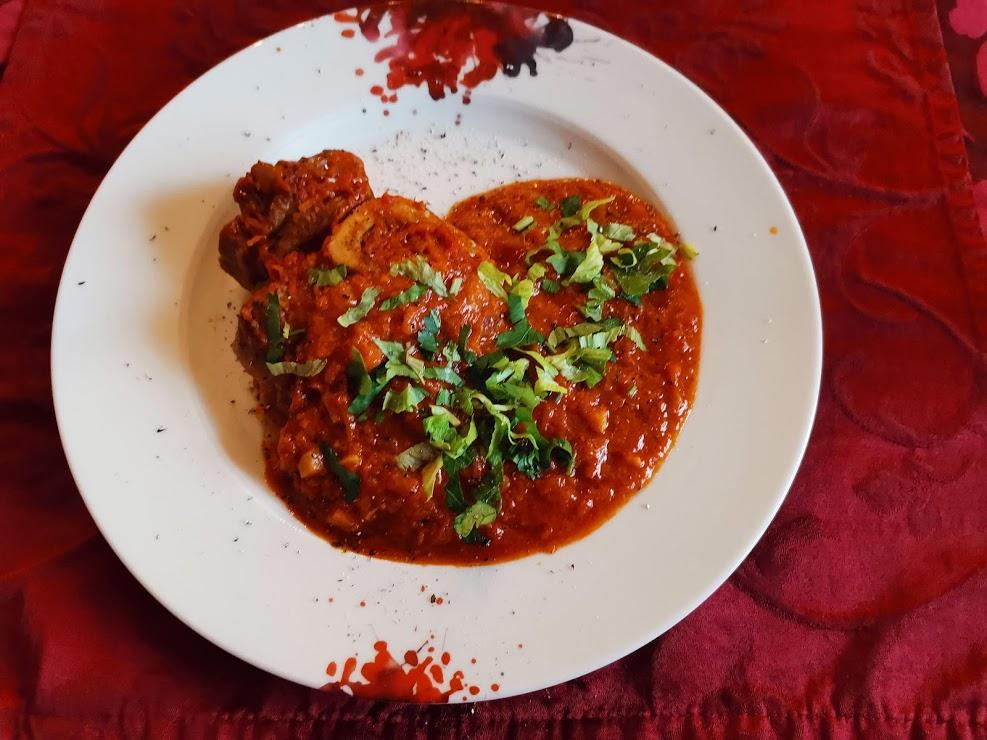 Ossobuco mit Tomatenkäsesauce 2