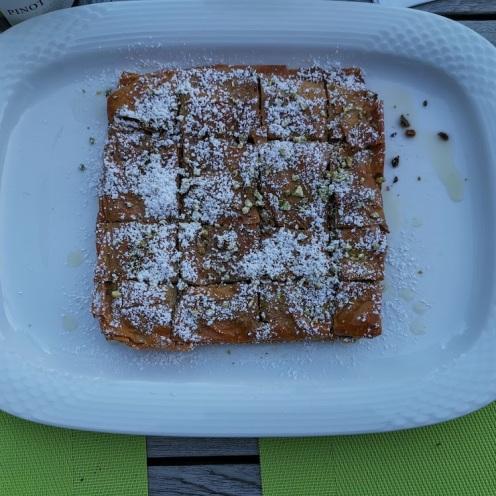 Baklava Austrian Style 2