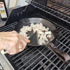 Calamari mit Linsenspaghetti auf koreanische Art 5