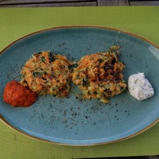 Gemüseplätzchen 2