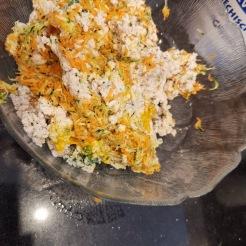 Weißwurst Gugelhupf mit Senfsauce 6