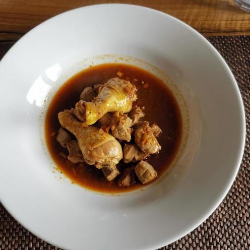 Adobo Philippinisches Eintopfgericht 2